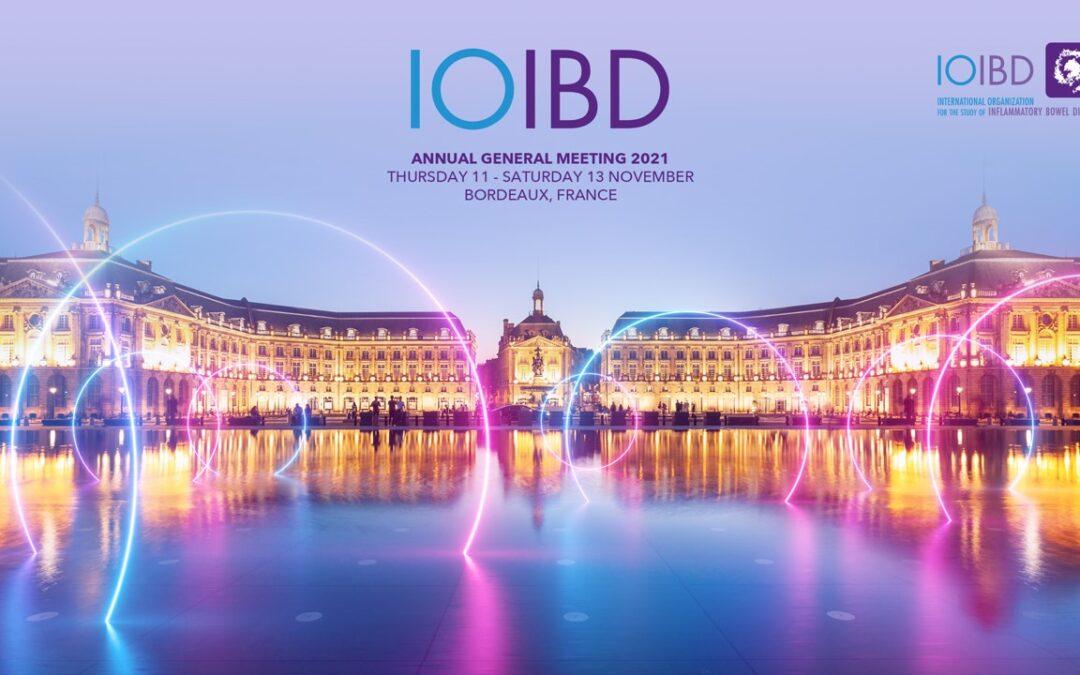 IOIBD Annual General Meeting – members only meeting